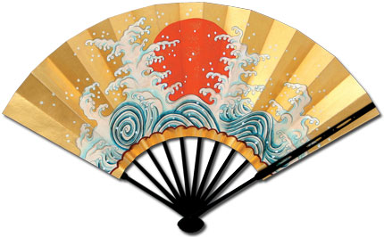 Japanese folding fans, their varieties and usages – 京扇子の老舗 京扇堂